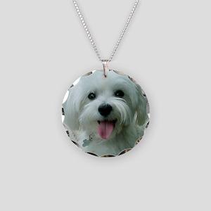 Sadie00 Necklace Circle Charm