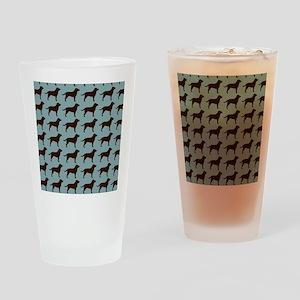 choclabflipflop Drinking Glass