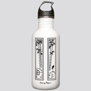 2007_6x6_bw Stainless Water Bottle 1.0L