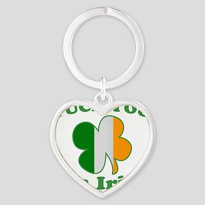 im irish 3 Heart Keychain