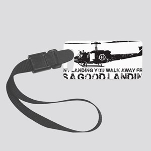 Any Landing Small Luggage Tag