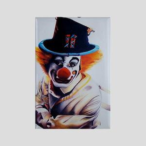 clownfear1 Rectangle Magnet