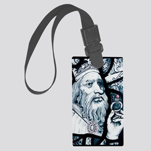 redking1 Large Luggage Tag