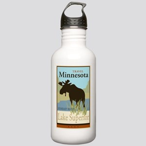 minnesota_II Stainless Water Bottle 1.0L