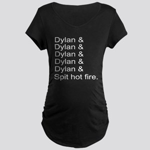 dylan Maternity Dark T-Shirt