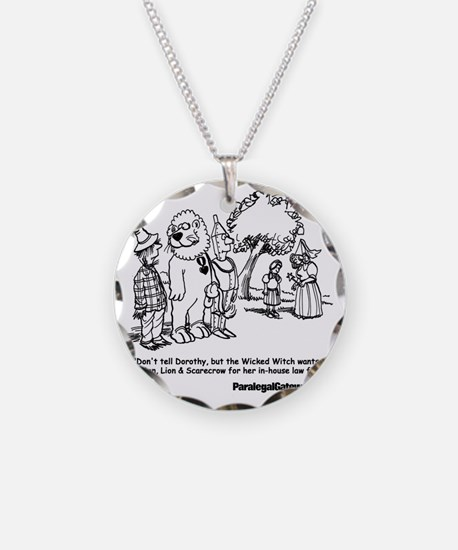 PG cartoon 2 Necklace