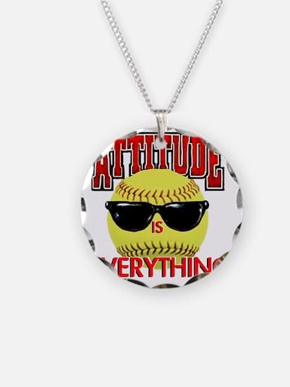 Attitude_Softball_2500 Necklace