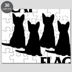 Cat Flag Puzzle