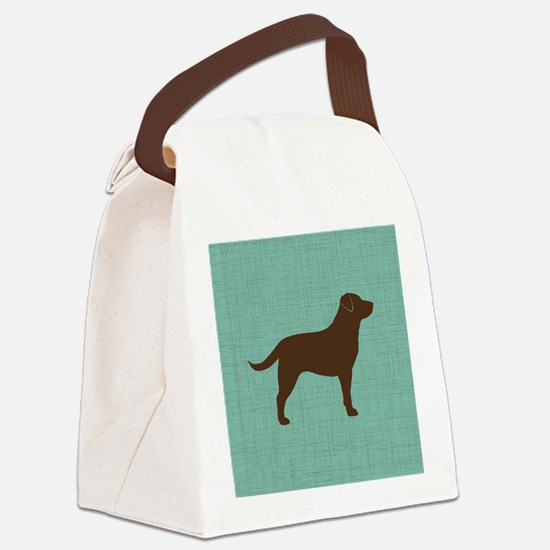 choclabpillow Canvas Lunch Bag
