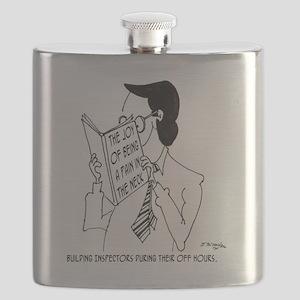 6395_inspector_cartoon Flask