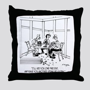 6383_construction_cartoon_EK Throw Pillow