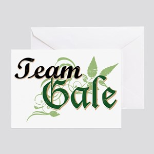Team Gale Greeting Card