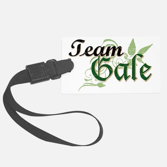 Team Gale Luggage Tag