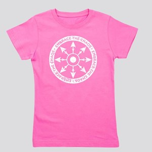 Embrace the chaos Girl's Tee