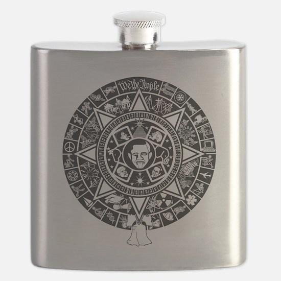 2012_ELECTAPOCALYPSE Flask