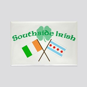 Southside Irish Rectangle Magnet