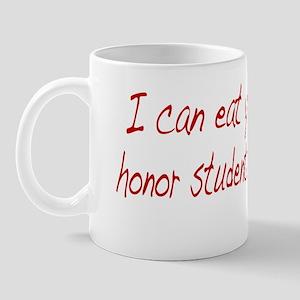 sticker 8 Mug