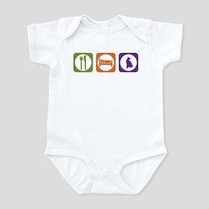 Eat Sleep Siamese Infant Bodysuit
