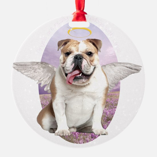 angelwithwings2 Ornament