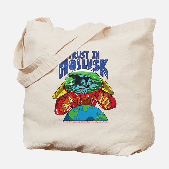 Emperor-Mollusk-World-WT Tote Bag