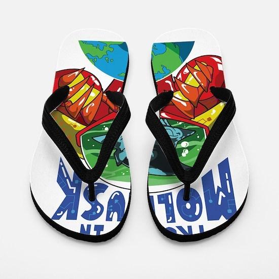 Emperor-Mollusk-World-BT Flip Flops