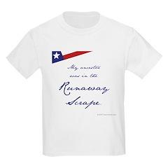Runaway Scrape Kids T-Shirt