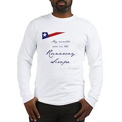 Runaway Scrape Long Sleeve T-Shirt
