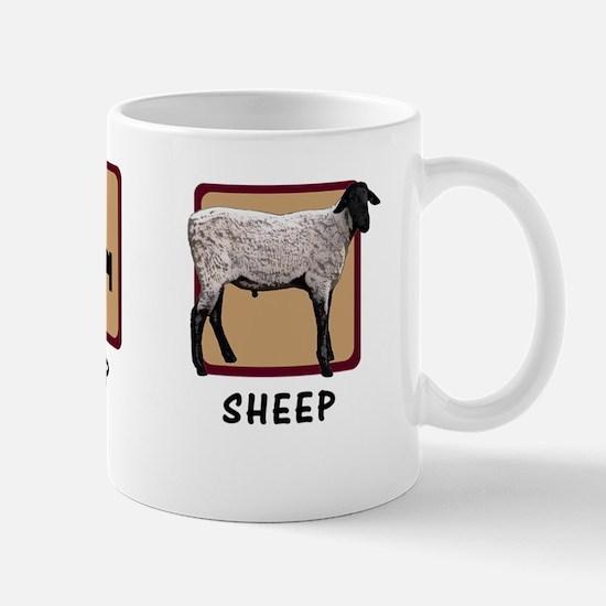 EatSleepSheep Mug