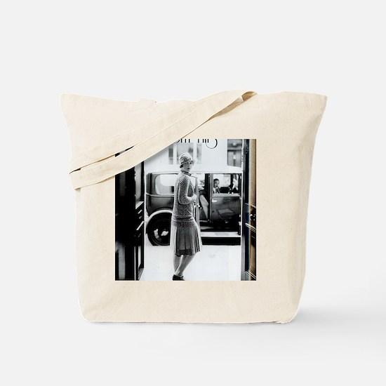 1920s 2 Tote Bag