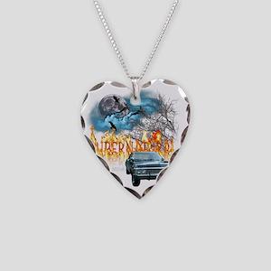 SUPERNATURAL 1967 chevrolet i Necklace Heart Charm