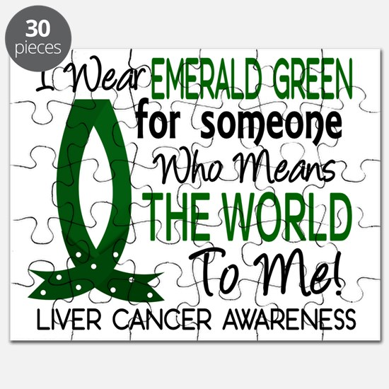 D Means The World To Me Liver Cancer Puzzle