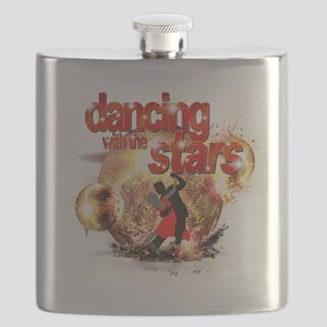 Dancing with the Stars Disco Balls Crashing Flask