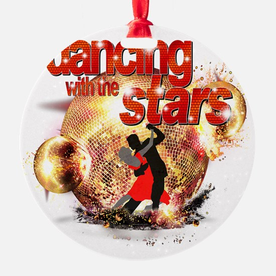 Dancing with the Stars Disco Balls  Ornament