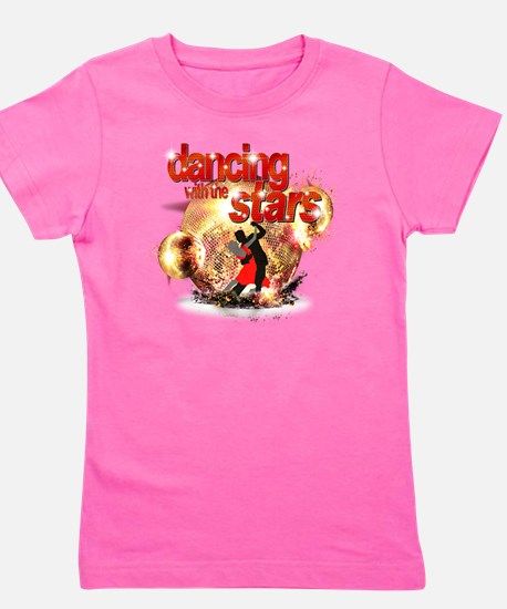 Dancing with the Stars Disco Balls Cras Girl's Tee