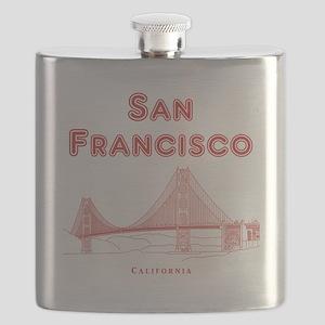 SanFrancisco_10x10_GoldenGateBridge_LincolnP Flask