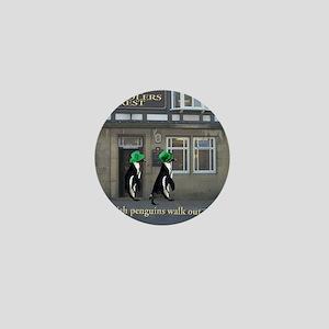 twoirishpenguins Mini Button