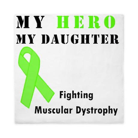 Hero MD daughter Queen Duvet
