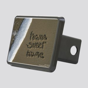 home sweet home Rectangular Hitch Cover