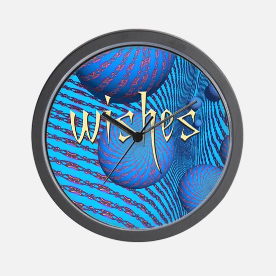 wishbox Wall Clock