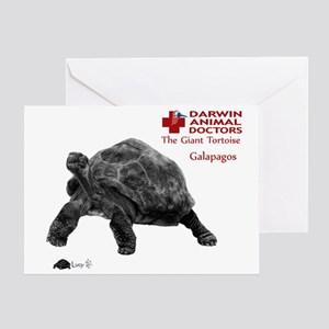 tortoise1 Greeting Card