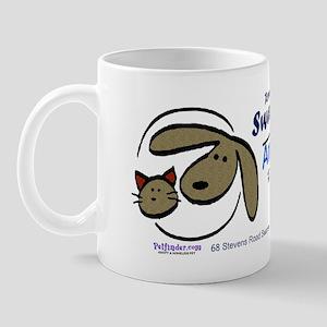 SAS Logo 2012 sticker copy Mug