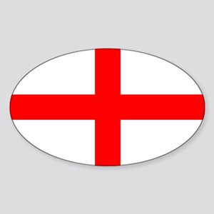 StGeorges Sticker (Oval)
