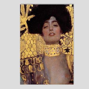 RM Klimt 30 Postcards (Package of 8)