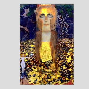 RM Klimt 32 Postcards (Package of 8)