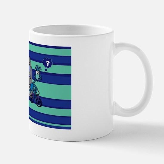 sitting duck 3 Mug