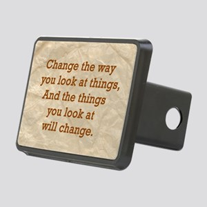 Change-the-way Rectangular Hitch Cover