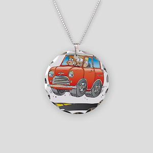 Creekrat_CARtoons_1964_Mini_ Necklace Circle Charm