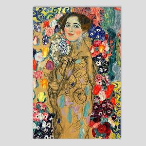 GC Klimt 2 Postcards (Package of 8)