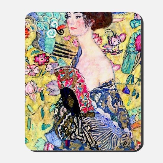 K/N Klimt 5 Mousepad
