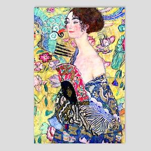 iPad S Klimt 5 Postcards (Package of 8)
